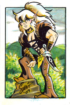elfquest_card_on_ebay_by_sonion