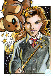 hermione_by_sonion